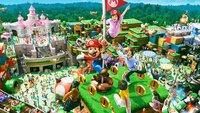 Minecraft: Super Nintendo World noch zu, also baut ein Fan den Park selbst