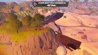 Fortnite: Besuche den Aussichtspunkt, die Schöne Schlucht und Mount Kay – Fundorte