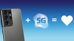 S21 und 5G: it's a match!