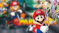 Mario Kart: Spieler fährt neuen Weltrekord gegen die Wand und schafft es trotzdem