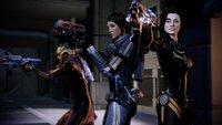 Mass Effect: Legendary Edition entledigt sich sexistischer Szenen