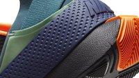 Nike baut genialen Schuh: Anziehen so einfach wie nie