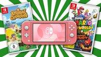 Nintendo Switch: Neue Top-Angebote bei MediaMarkt