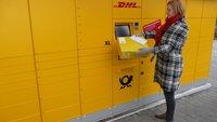 Bitter für DHL-Kunden: Packstationen für manche Pakete unbrauchbar