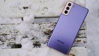 Schlappe für das Samsung Galaxy S21: Nicht mal für die Top 10 hat es gereicht