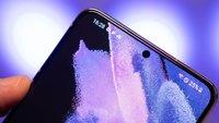 Galaxy S22: Samsung verzichtet auf besondere Selfie-Kamera