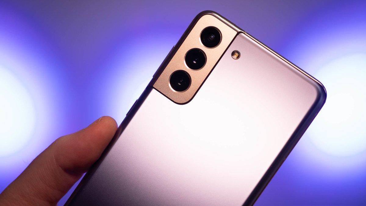 Samsung traut sich nicht: Galaxy S22 geht keine Experimente ein