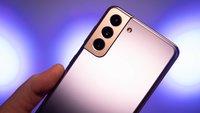 Samsung Galaxy S22 wird bärenstark: Nicht einmal das iPhone 12 kann mithalten