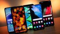Smartphone-Test 2021: Samsung, iPhone, Xiaomi im Vergleich