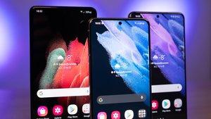 Samsung-Angebote am Prime Day: Wenige Stunden Handys, Fernseher & Kopfhörer zu Bestpreisen