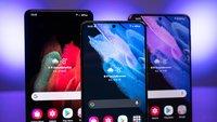 Android-Updates: Samsung erfreut Handy-Nutzer, Konkurrenz schaut nur zu