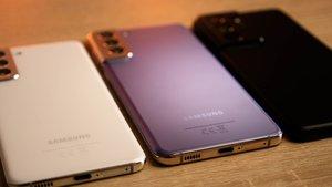 Galaxy-S21-Modelle jetzt noch kaufen? Diese Angebote lohnen sich