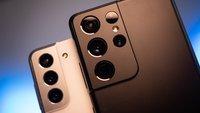 Vom iPhone abgekupfert: Samsung will Smartphone-Kameras besser machen