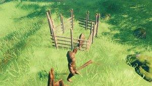 Valheim: Tiere zähmen und Wildschweine züchten