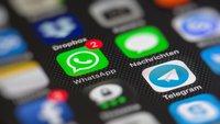 Todesstoß für WhatsApp: Nur Apple kann uns befreien