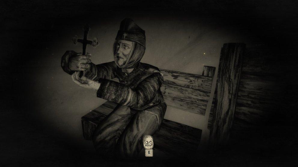 Alle haben ihr Kreuz in Mundaun zu tragen.