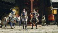 Monster Hunter Rise: Koop und Multiplayer-Partien starten