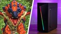 Neues Monster Hunter für den PC kommt schon diesen Sommer – aber es gibt einen Haken