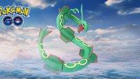 Pokémon GO: Rayquaza kontern und beste Attacken