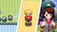 Riesiger Erfolg für Nintendo: Die 8 beliebtesten Pokémon-Spiele aller Zeiten
