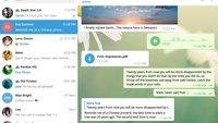 Telegram – App für Android, iOS & Desktop