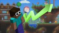 Beliebte Minecraft-Alternative bricht unglaublichen Rekord