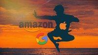 Angriff auf Amazon und Google: Führt Apple was im Schilde?