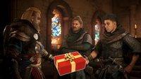 AC Valhalla: Ubisoft verteilt kostenlose Community-Geschenke