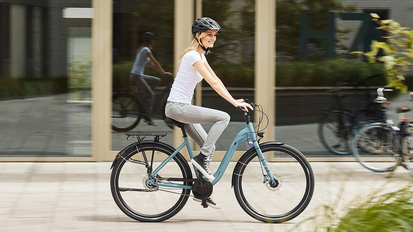 Aldi E-Bike 2021