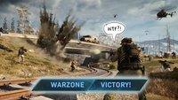 CoD: Warzone – Hacker verschenken jetzt Siege, die keiner will