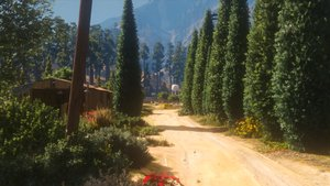 Wunderschöne Grafik in GTA 5 – so hübsch war Rockstars Dauerbrenner noch nie