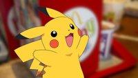 Letzte Chance! Beliebte Pokémon-Aktion von McDonald's endet in Kürze