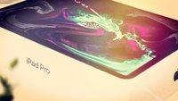 iPad Pro 2021: Wer nicht schnell zugreift, guckt dumm aus der Wäsche