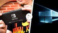 Nintendo Switch: Kommt dieses Jahr ein Pro-Modell? – GIGA Headlines
