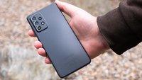 Samsung Galaxy A52 (5G) im Preisverfall: Otto hat brandneues Handy stark reduziert