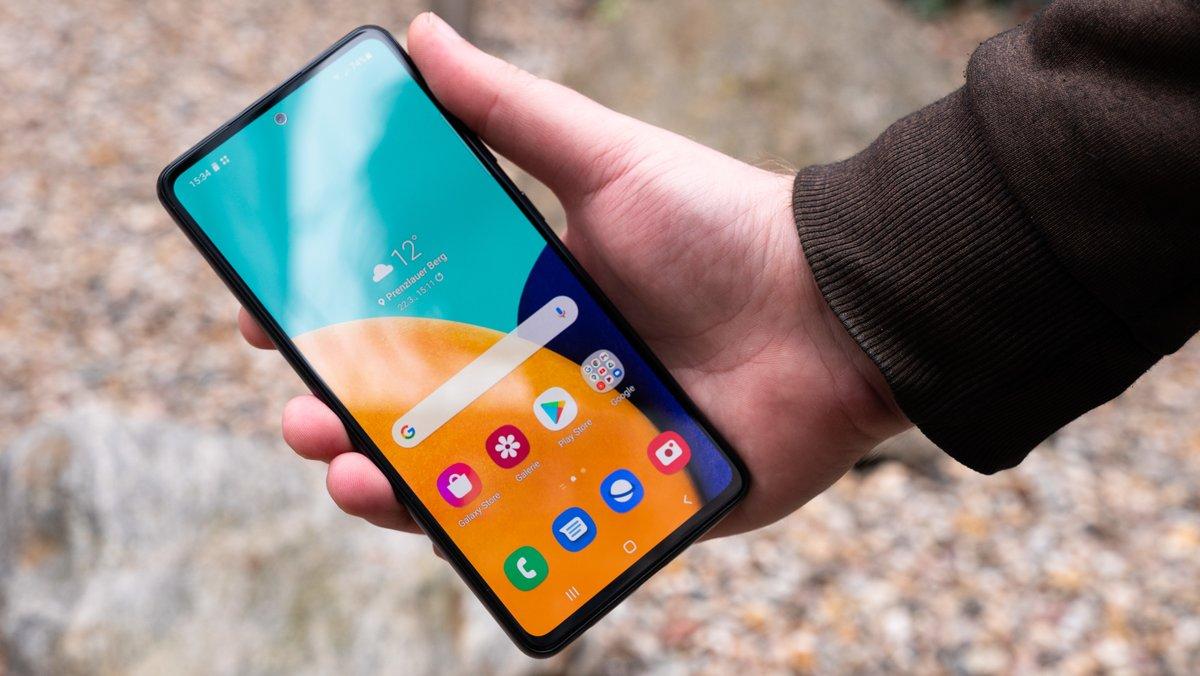 Galaxy A53: Samsung rüstet Mittelklasse-Handy ordentlich auf