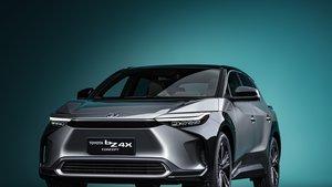 Erstes E-Auto sieht kaum nach Toyota aus – das ist der kantig schöne bZ4X