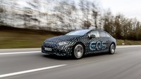 Mercedes EQS soll den einen großen Nachteil von E-Autos wettmachen