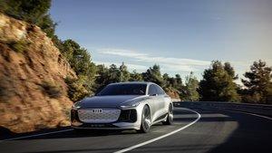 Der Audi A6 e-tron kann viel mehr, als ein E-Auto braucht