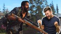 Call of Duty – Warzone: Brandneuer Bug ist ein Fest für Scharfschützen