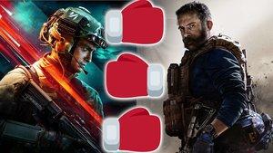 Wer gewinnt: Battlefield oder Call of Duty? Die Antwort ist klar, oder?
