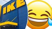 23 saulustige IKEA-Namen und was sie bedeuten