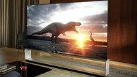 OLED-TV: LG entwickelt Weltneuheit – und die ist richtig sinnvoll