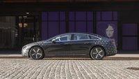 """Mercedes-Benz EQS: Software im Luxus-Elektroauto """"alt und langsam"""""""