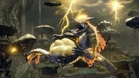Monster Hunter Rise: Donnerschlange Narwa besiegen