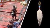 Sehnenkraft in Monster Hunter Rise: Mächtige Bogenfeder herstellen
