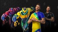 Neymar Jr in Fortnite freischalten: Sprich mit Fußballcharakteren – Fundorte