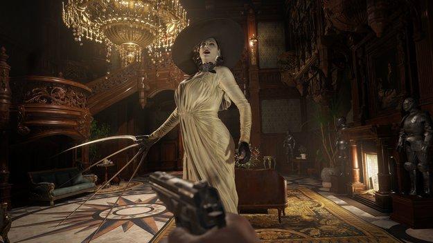 Resident Evil Village angeschaut: Brutal und eklig – das, was wir wollen