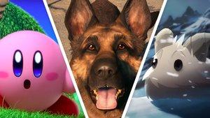 13 Videospiel-Tierchen, die jeder gern als Haustier hätte