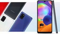 Samsung Galaxy A31: Bedienungsanleitung als PDF-Download (Deutsch)